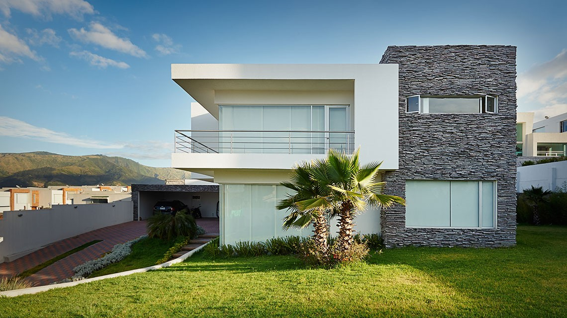 House Over The Hills